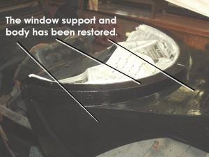 Window support restored