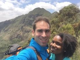 Hiking beautiful Mt. Longonut (again)!