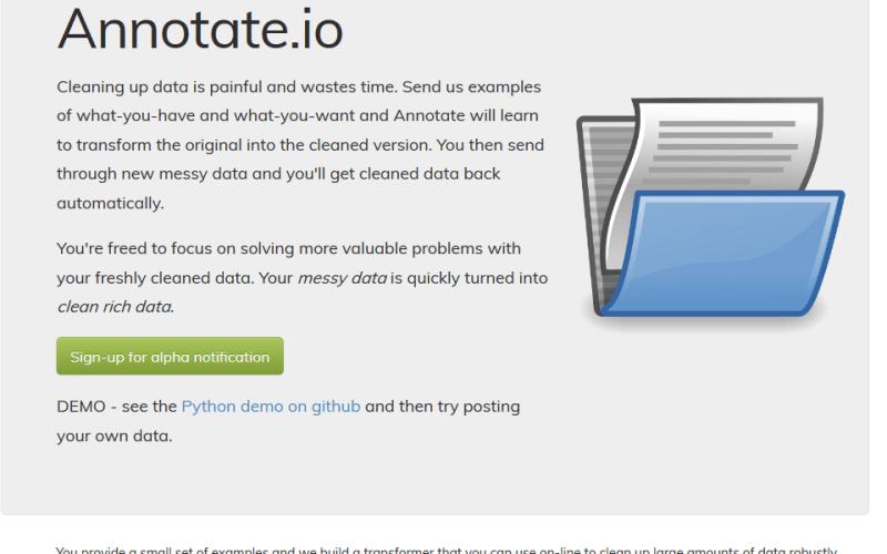 Annotate.IO API