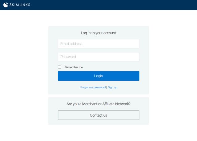 Skimlinks API