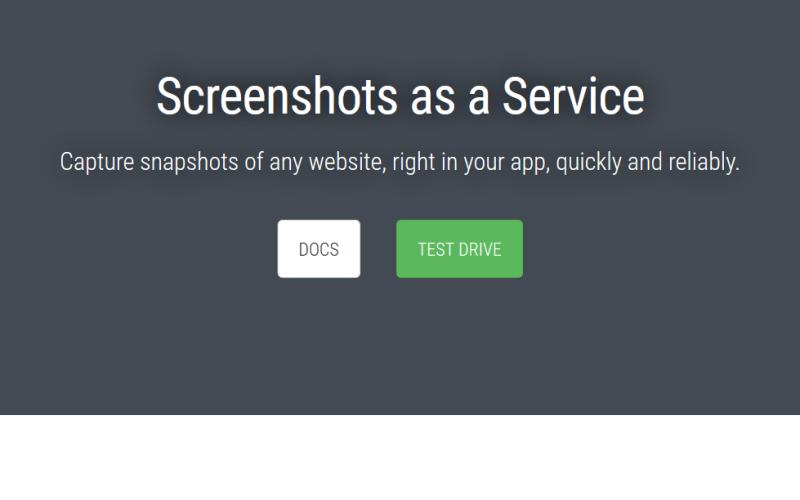URL2PNG API