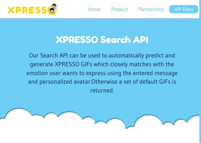 Xpresso Search API