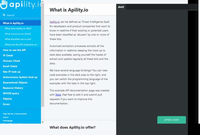 Apilityio API