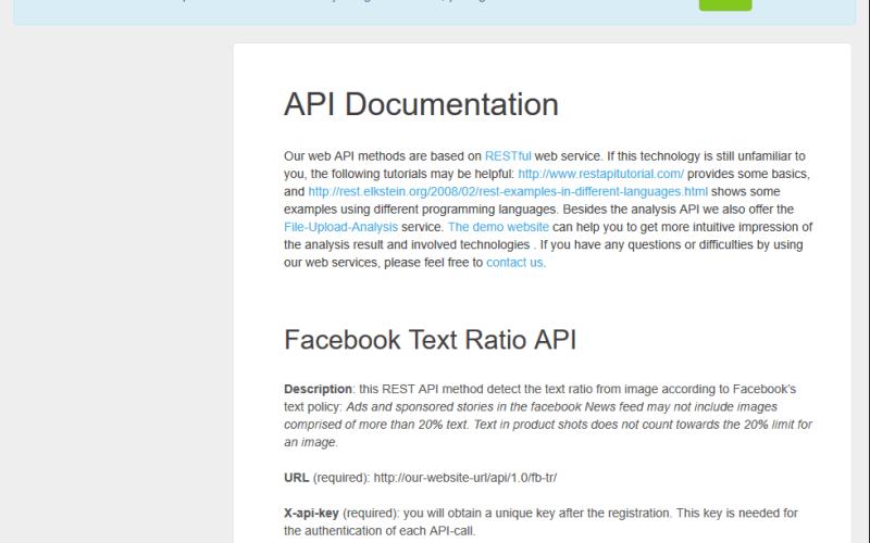 SemaMediaData Image OCR API