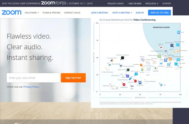 Zoom Rooms API