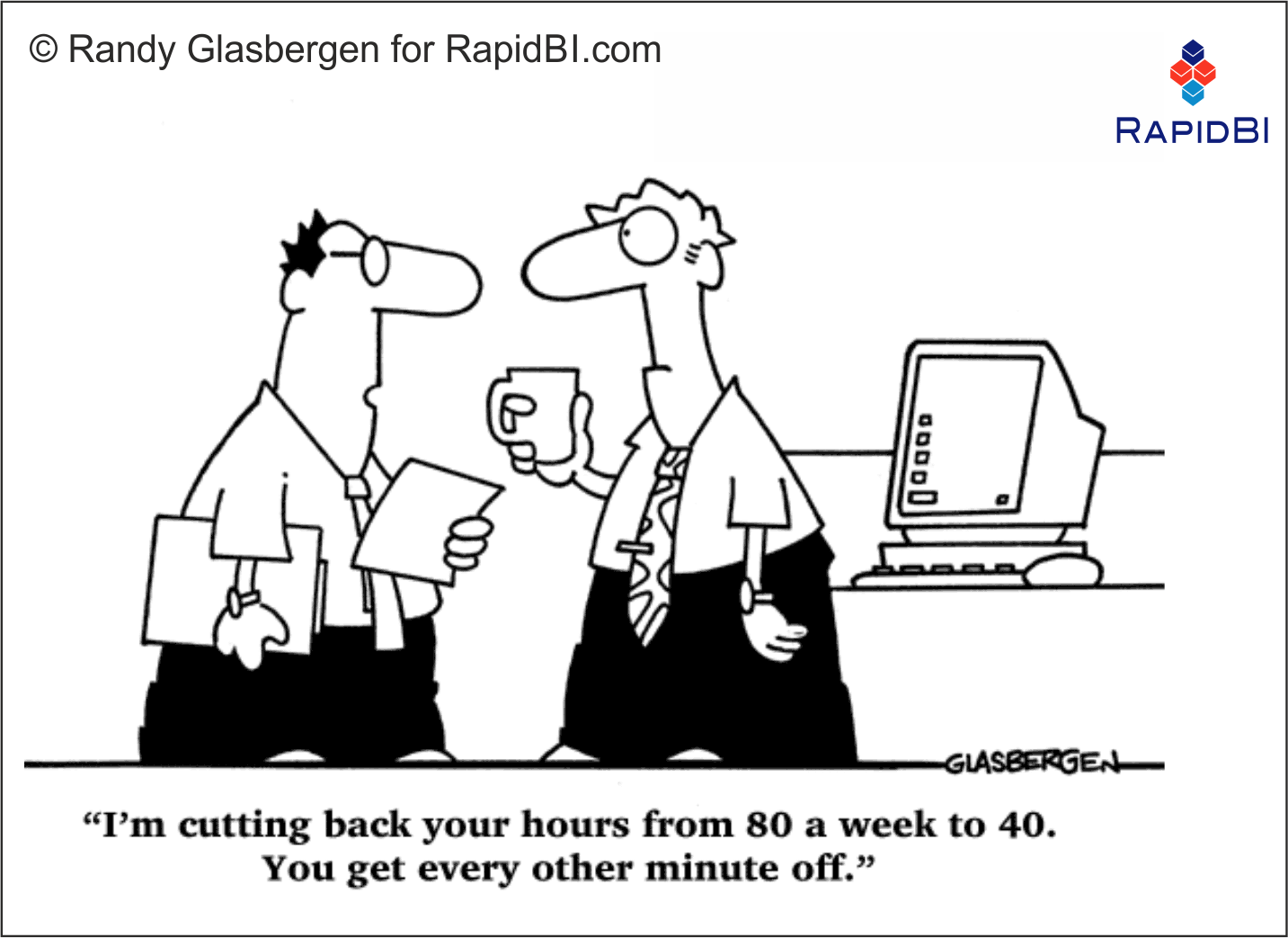 Rapidbi Daily Business Cartoon 132