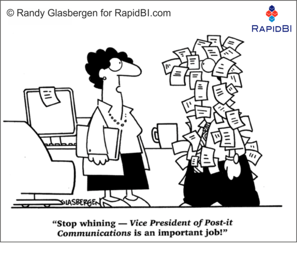 Employee Communication Cartoons