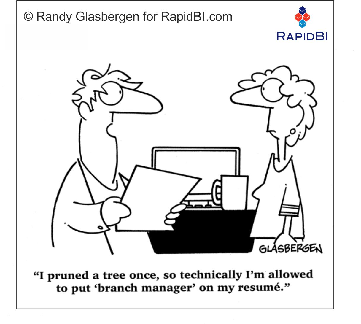 RapidBI Daily Business Cartoon 163