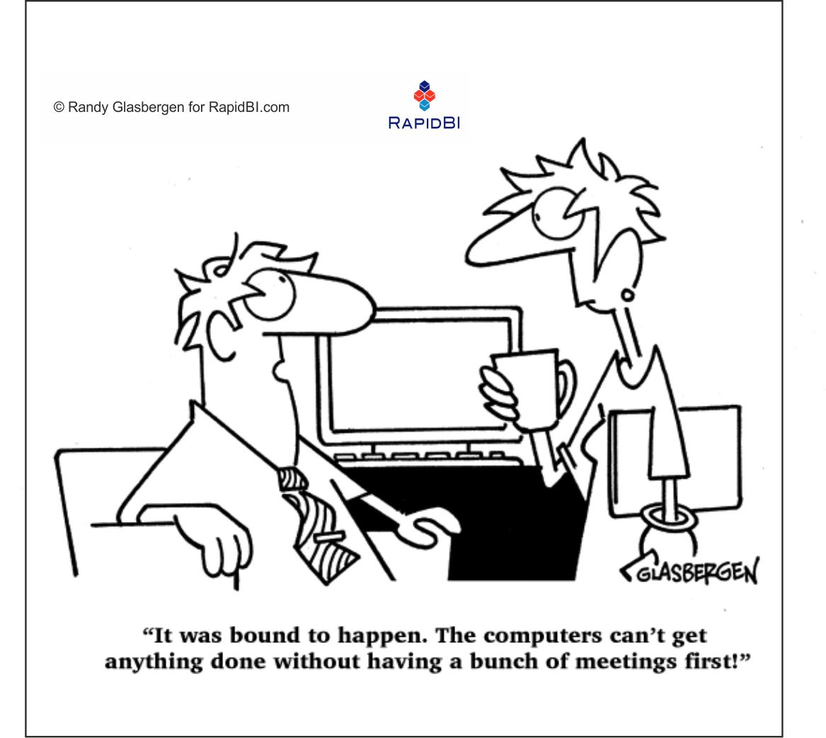Fun Friday Weekly Office Cartoon 308 Ff Meetings