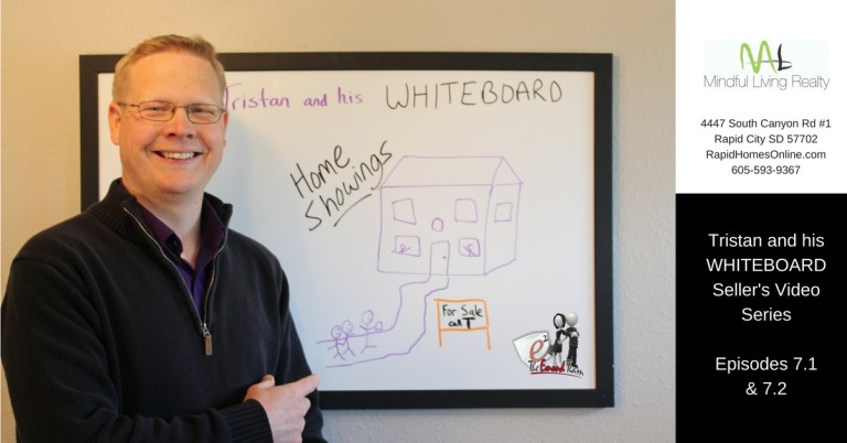 Tristan and his WHITEBOARD Seller Video Series - Showings