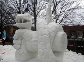 Snow Sculpture 5a