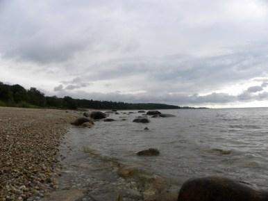 Wilderness State Park beach