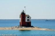 Round Island light house