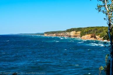 Pictured Rocks Lakeshore-12 Mile Beach