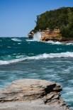 Pictured Rocks Lakeshore-2