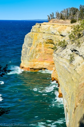 Pictured Rocks Lakeshore-Grand Portal Point-1