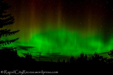 November Northern Lights
