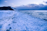 Empire ice shelf