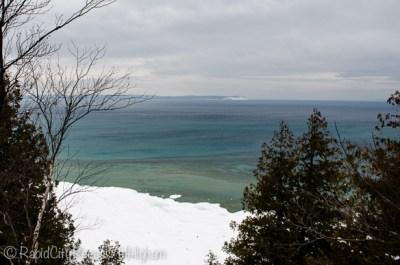 Lake Michigan - Good Harbor overlook