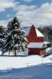 Stone Gate Farm - Red Barn-5