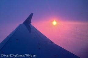 airborn sunset-2