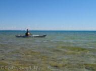 Tony racing sailboats