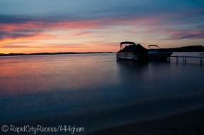 Torch Lake sunset-8