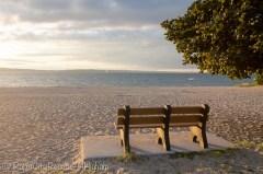 nearly deserted beach-2