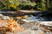 Canyon Falls - Sturgeon River-2