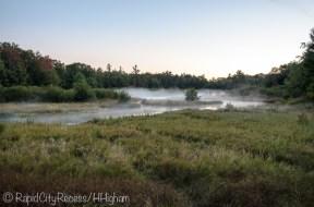 Platte River under fog-2