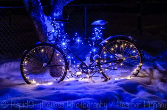 Twinkle bike is there every year :) (Bigger on Flickr)