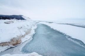 Lake Michigan Ice