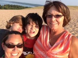 family dune fun
