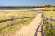 Au Train River and Beach