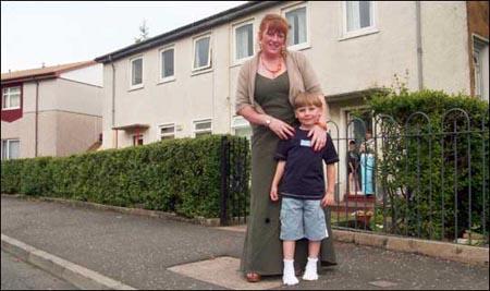 Cam和今世的母亲