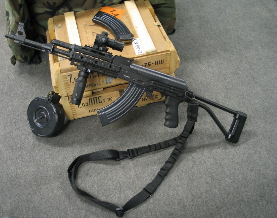 UTG PRO Made in USA Yugo M70/ N or O-PAP, Zastava PAP M90NP AK Quad Rail  Handguard