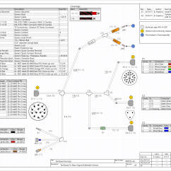 Automotive Wiring Diagram Software Air Horn With Relay Rapidharness Harness