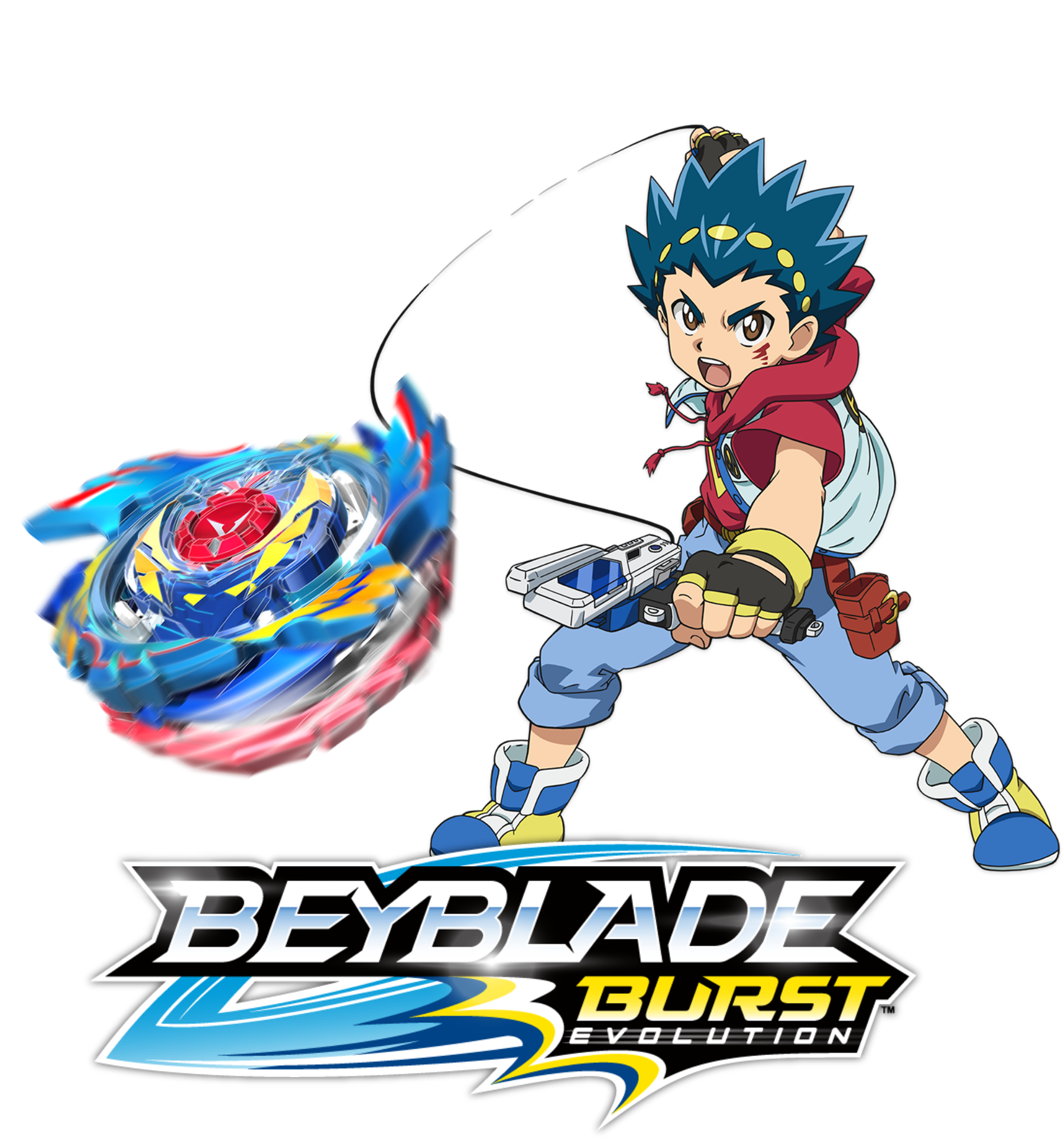 the beyblade brand is