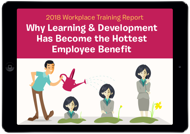 2018 Workplace Training Report - E-books for Sales and HR Training ...