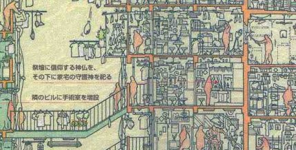 Kowloon cross section detail 01