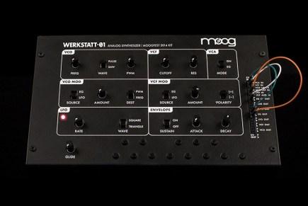 Moog Werkstatt