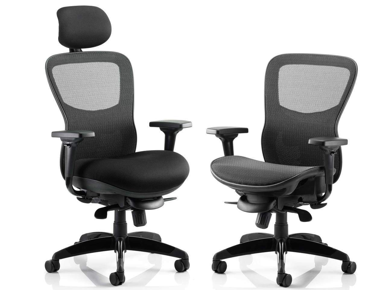 24 Hour Office Chairs Stealth 24 Hour Ergonomic Posture Mesh Operator Office Chair