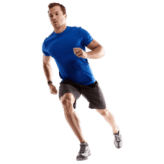 Anabolic Running Man