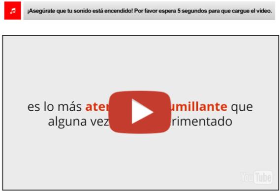 Sistema Libertad para la Disfuncion Erectil Video