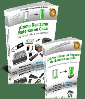 Restauración de Baterías Product Image