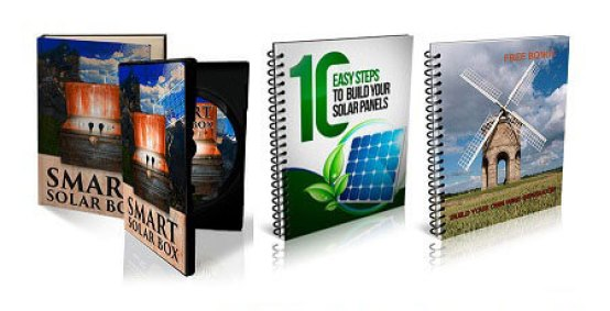 Smart Solar Box Product Image
