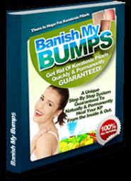 Banish My Bumps - product image