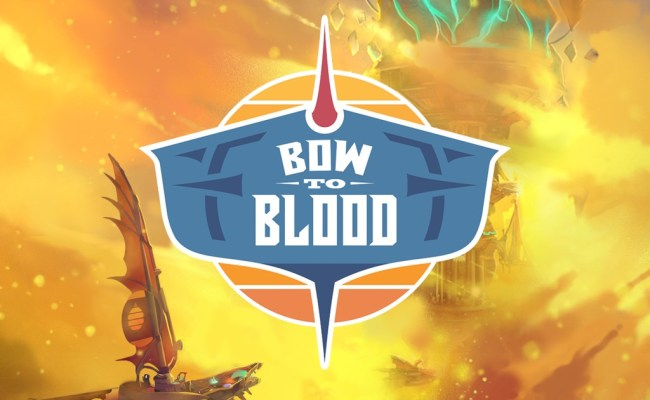 Bow to blood PSVR
