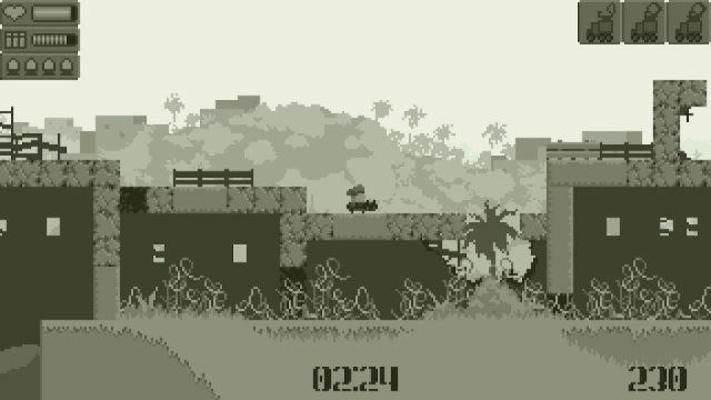 Gunpowder on the Teeth Nintendo Switch
