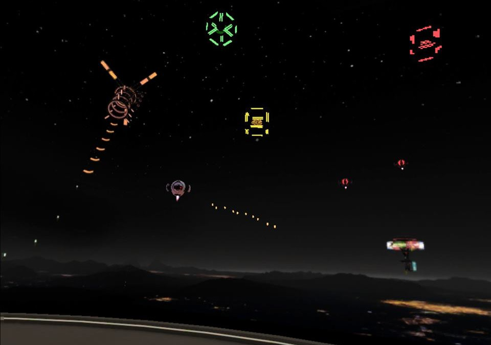 space pirate trainer power-ups